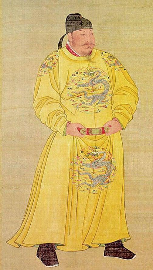 唐太宗李世民。(維基百科)