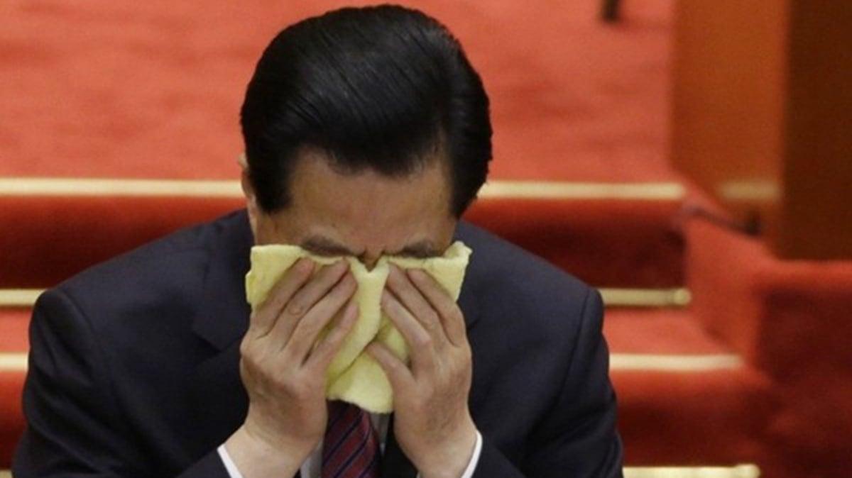 胡錦濤作為中共總書記執政10年,權力被江澤民親信架空,政令不出中南海,甚至連性命都差點不保。(Feng Li/Getty Images)