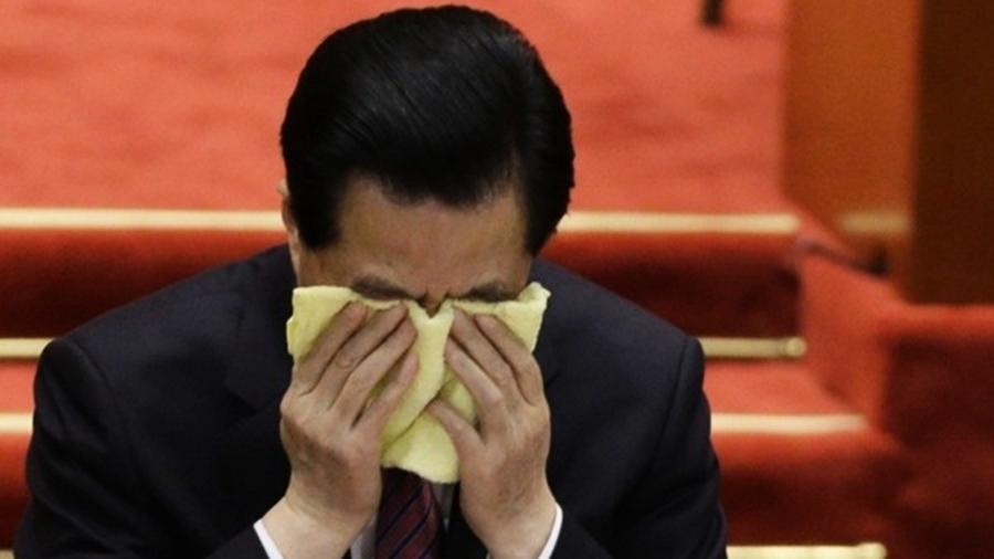 揭密:胡錦濤差點被帶走軟禁 眾高官臉都嚇白