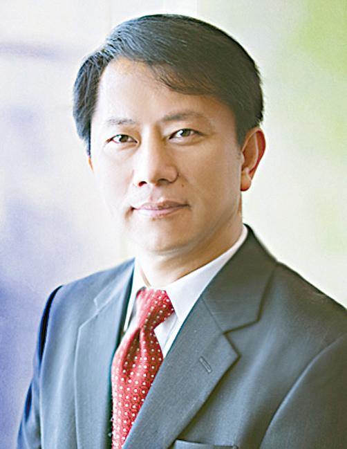美國南卡羅萊納大學艾肯商學院講席教授謝田。(Twitter)