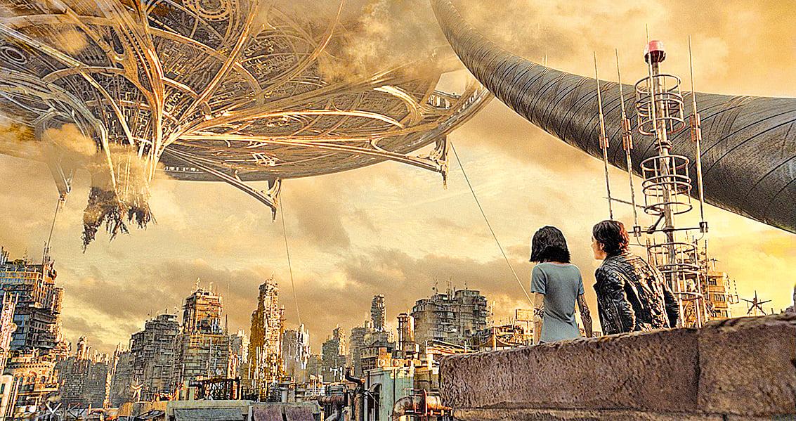 故事的時間設定在二十六世紀,地上的人類被天空之城薩雷姆統治。
