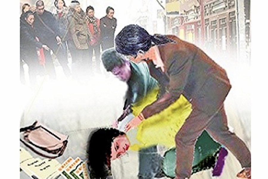黑龍江大慶七十九人遭綁架 瞿延來被關