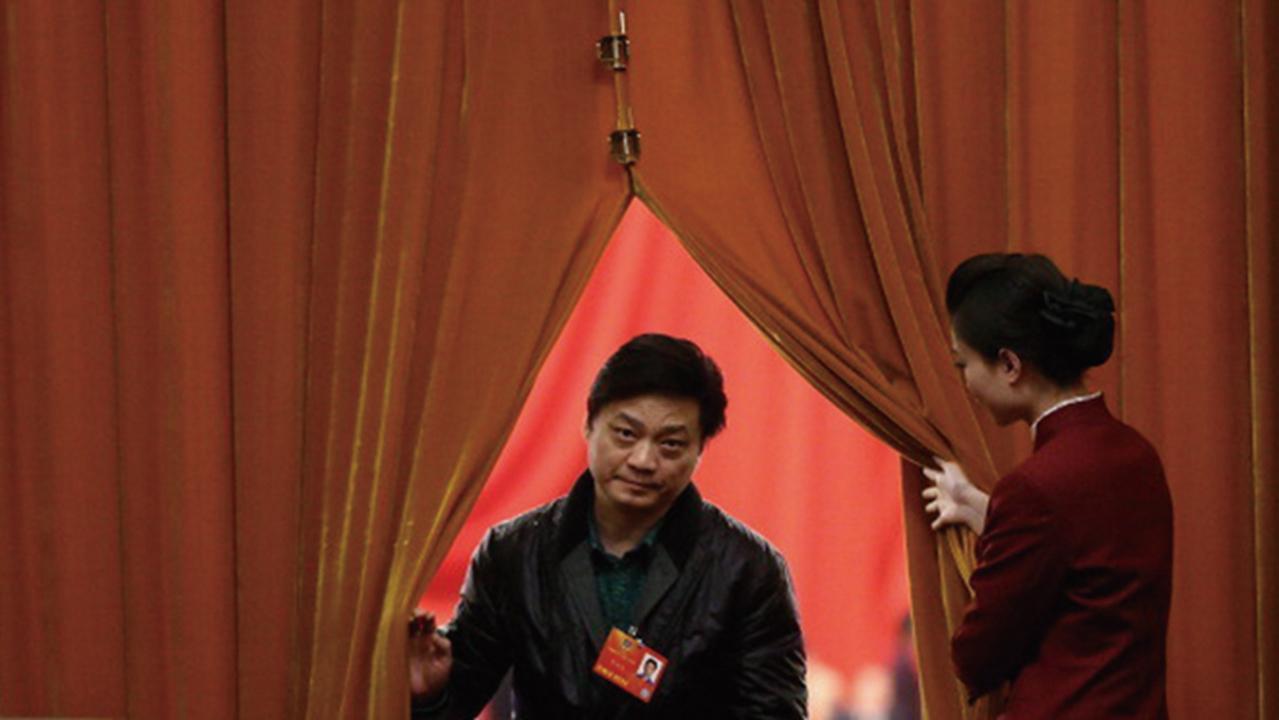 陝西千億礦權案卷宗在最高法院失竊案出現驚人反轉後,爆料該案背後黑幕的崔永元,突然沒了音訊。(Getty Images)