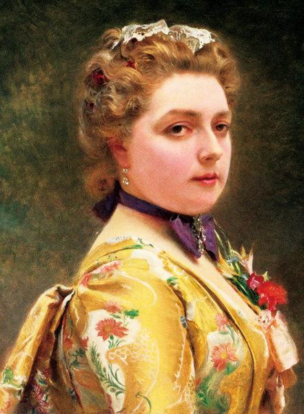 被低估的 法國古典油畫大匠——雅凱(2)