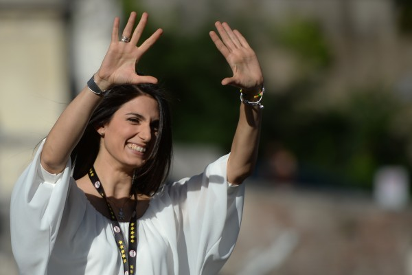 羅馬打破三千年來傳統 選出首位女市長