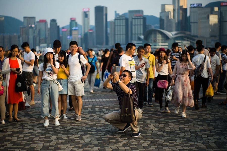 去年訪港大陸客增逾一成