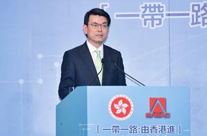 邱騰華:港經濟仍受貿易戰影響  要做好準備