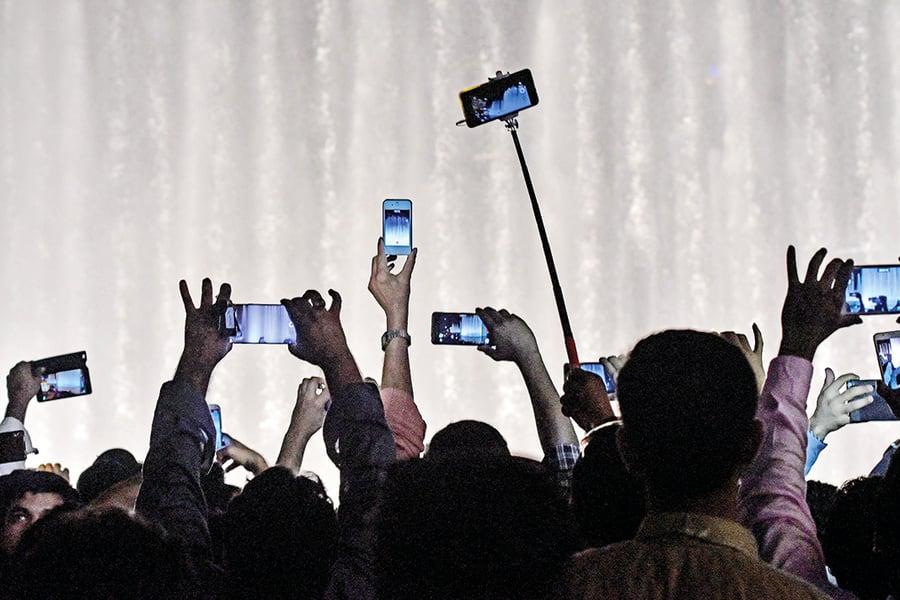 智能手機需求呈下滑趨勢 深不見底