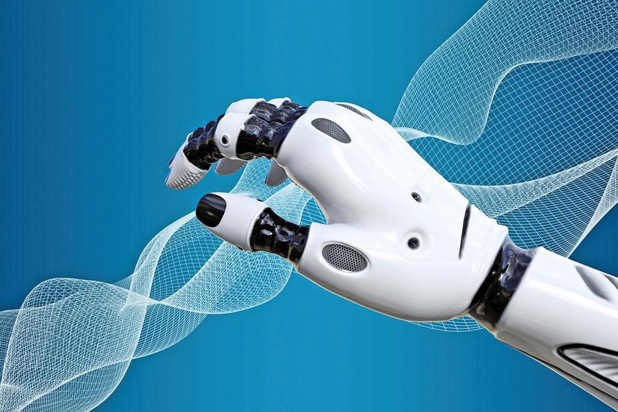 科學家造出可「探索」自我形象的機器人