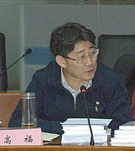 中國疾控中心主任高福宣稱「中國疫苗應該是世界上最好的疫苗之一」,被大陸網民圍剿。(中國疾控中心官網)