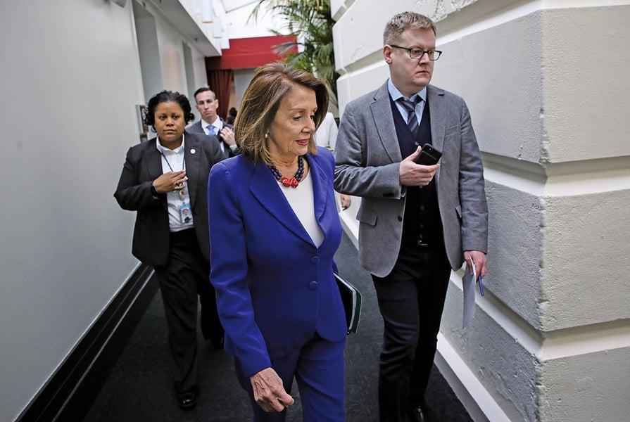 眾院否定國家緊急狀態 特朗普或動用否決權
