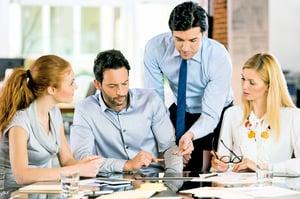 指導和被指導 學習工作技能的途徑