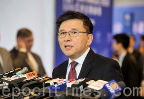 陳家強:新架構簡化上市程序