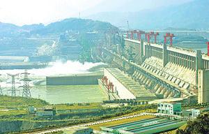 清華專家認三峽大壩防洪差