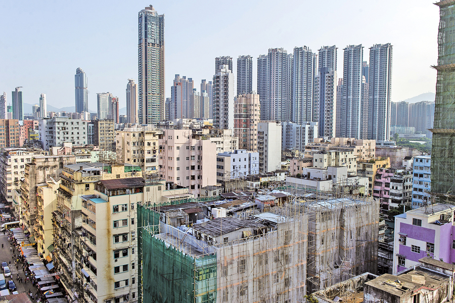 照單全收並不代表有地建屋 CCL連升兩周初步見底 新界東三周反彈3.6%