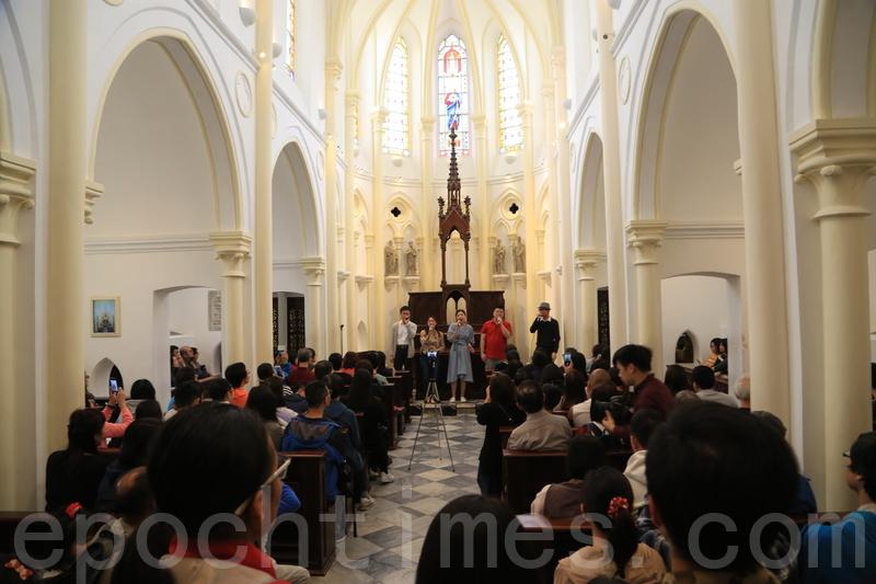演藝學院開放日 免費參觀古蹟伯大尼修院