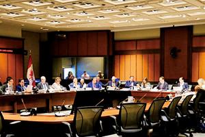 制止強摘器官法案獲加國會委員會全體通過