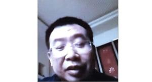 江天勇律師回家仍被軟禁 與妻子視訊通話