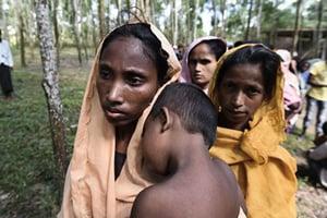 孟加拉告知聯合國 不再接受緬甸難民
