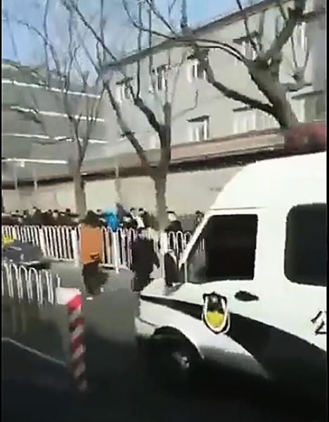 中共開大會 訪民遭大罪