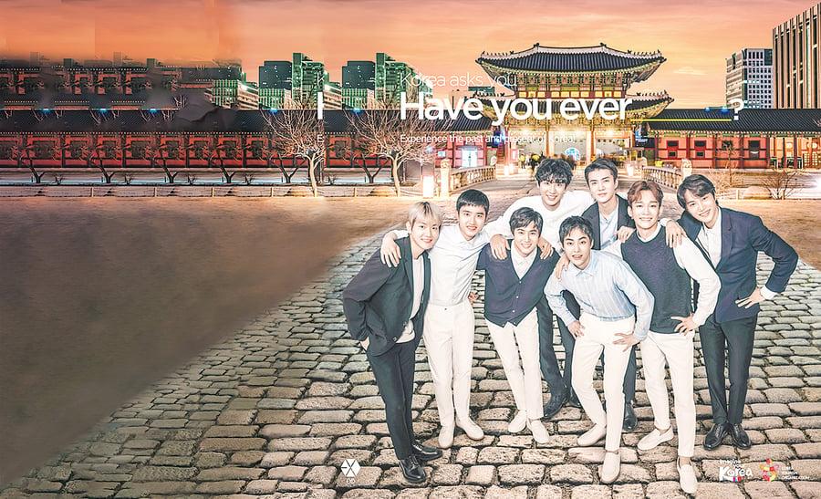 你到過怎樣的南韓?跟隨EXO的腳步去感受(上)