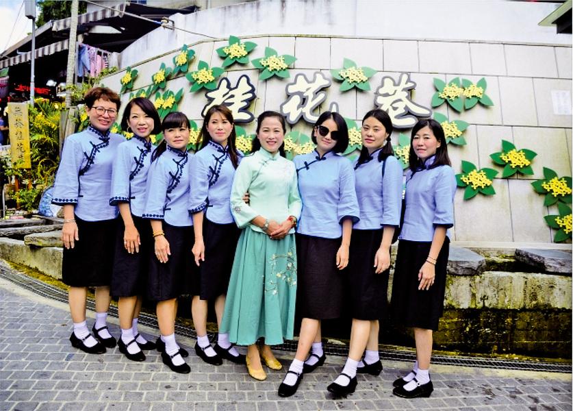 體驗客家萬種風情  台灣南庄懷舊嚐古味