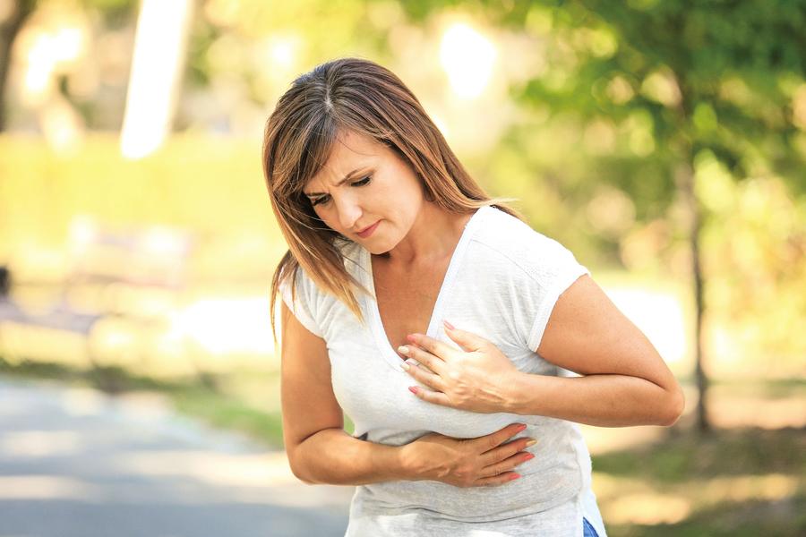 非哺乳期婦女也會發生乳腺炎