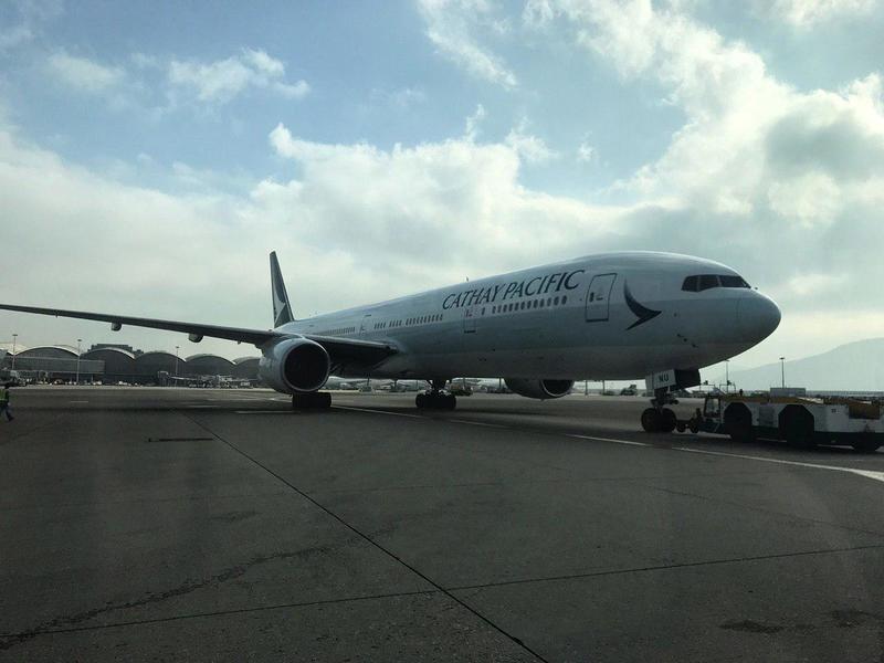 國泰航空確認正洽購香港快運