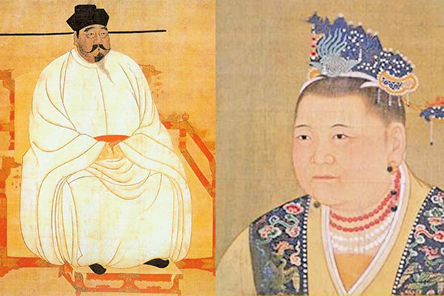 太后臨終前竟讓皇帝 不要把皇位傳給兒子
