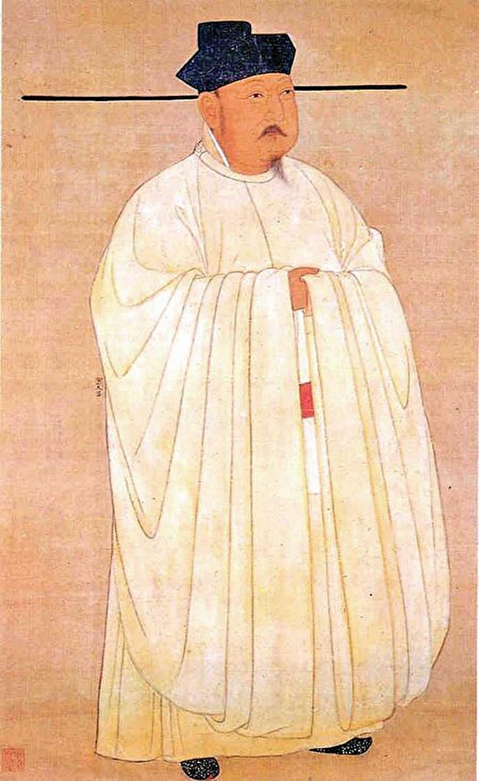宋太宗像(公有領域)