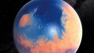 最新證據顯示遠古火星有大量水