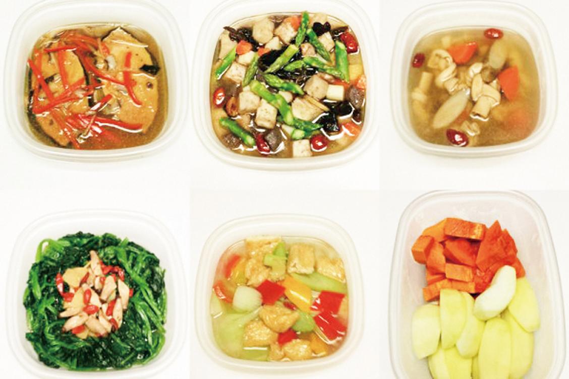 傳統清淡飲食、少油少鹽、少糖,對健康有益。(大紀元合成圖片)