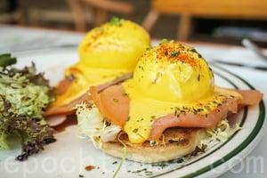 【米芝Gi周記】主打健康餐單的美式餐廳