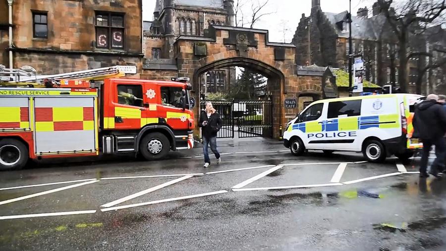 繼倫敦炸彈郵包 蘇格蘭也收到可疑郵包