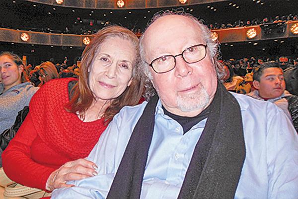 「一切正如同我所聽說的那樣出色,古老的中國音樂,一切非常諧和,音樂家非常傑出,他們才華洋溢。」 ——退休銀行資深副總裁Rick Stein和太太