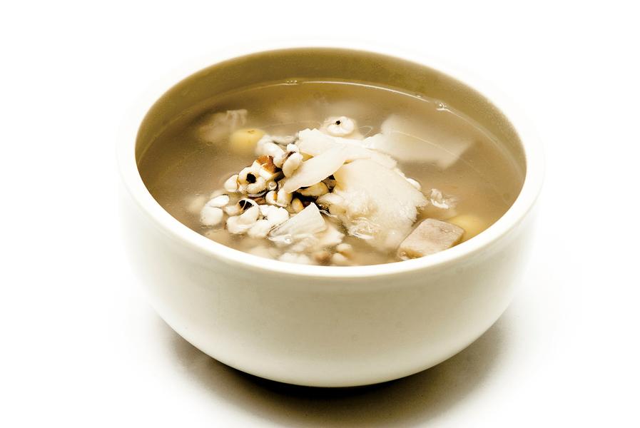 教你煮四神湯補身、健脾胃