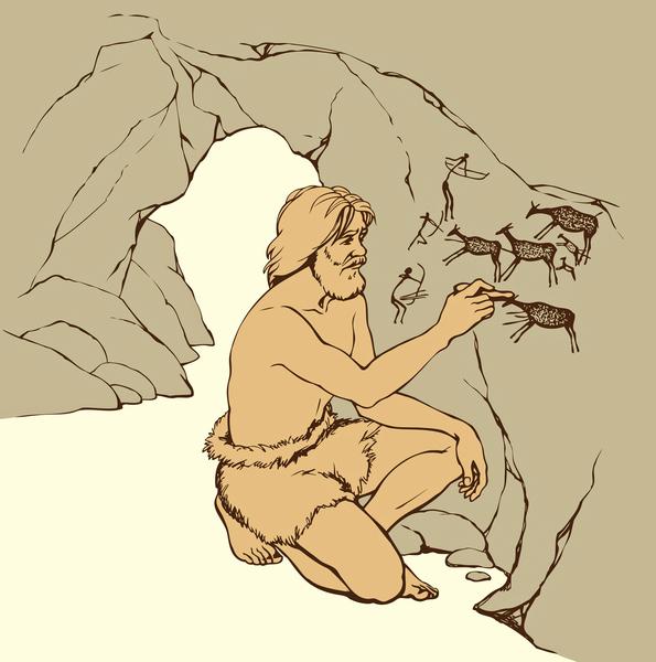 祖先更強壯? 骨量比我們高20%