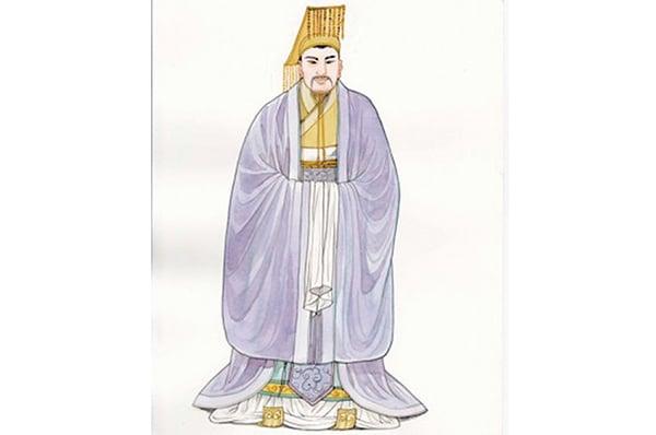 代王劉恆自幼得到母親薄姬的教誨,深知「禍兮福之所倚,福兮禍之所伏」的道理。(素素/大紀元)