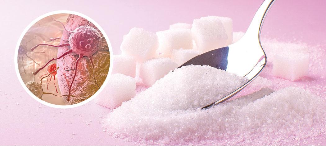 癌細胞愛吃糖是謠言? 糖與癌症關係大揭秘