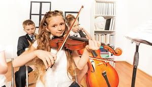 如何讓孩子接觸古典音樂?