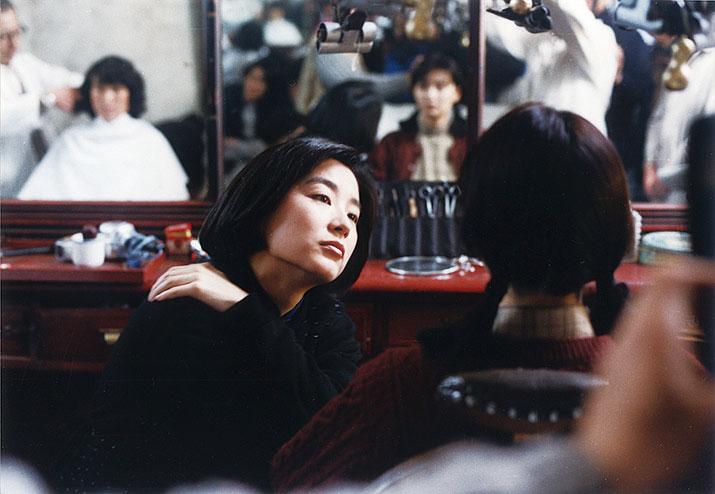 林青霞在《滾滾紅塵》中的劇照。(甲上提供)