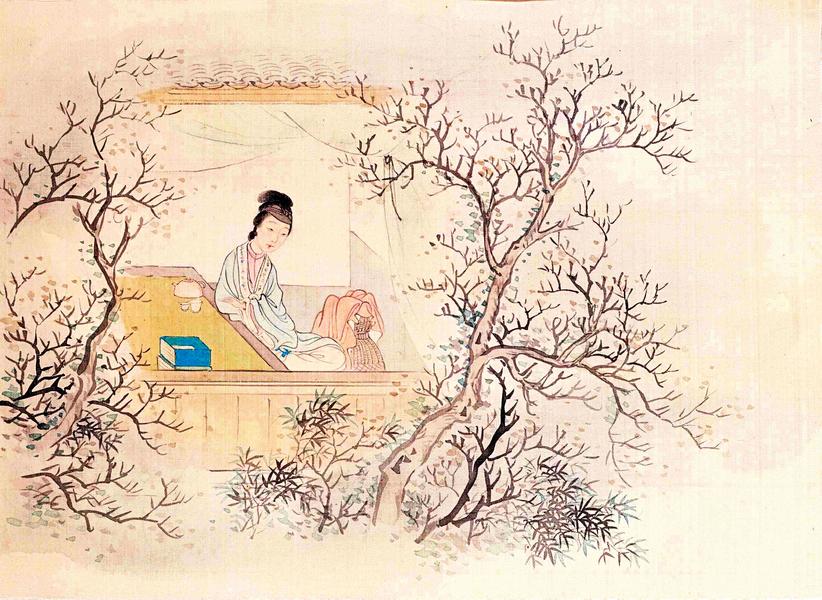 【文史新韻】茶道高手修行女 氣質美如蘭