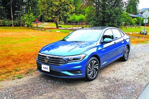 性價比高的歐洲房車2019 Volkswagen Jetta