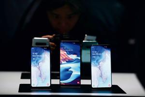 三星Galaxy S10 獲評「最佳智能手機屏幕」