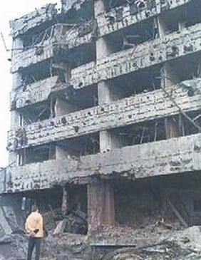99年中共駐南使館被炸 中美互相賠償的內幕