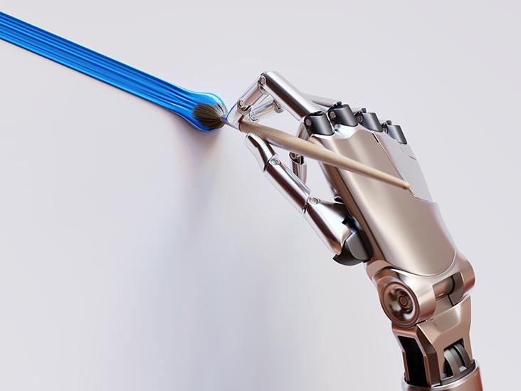 哲學家:人工智能不能創造藝術