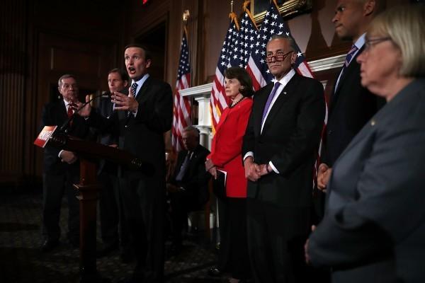 美參議院否決四項控槍法案