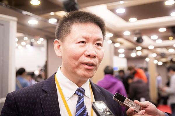 「對華援助協會」主席傅希秋認為,此次會議盼藉著台灣對宗教自由的重視,照亮中國大陸。(陳柏州/大紀元)