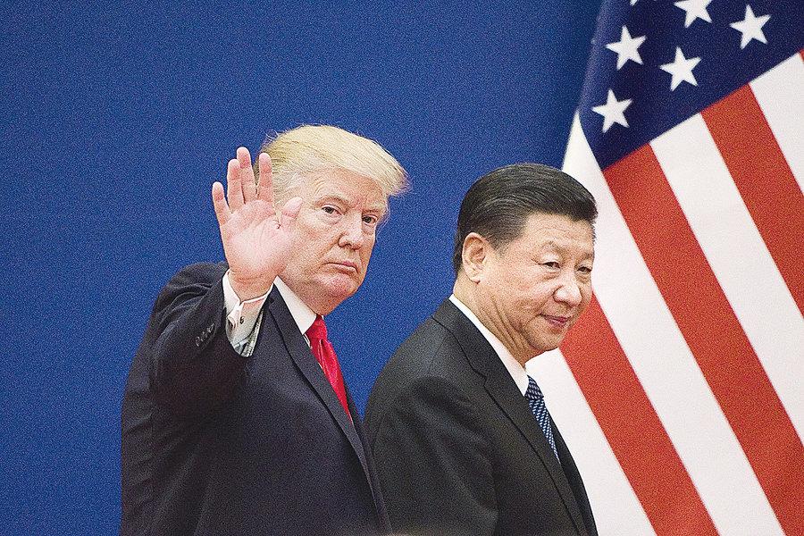中美各有難題 貿易戰行將收官