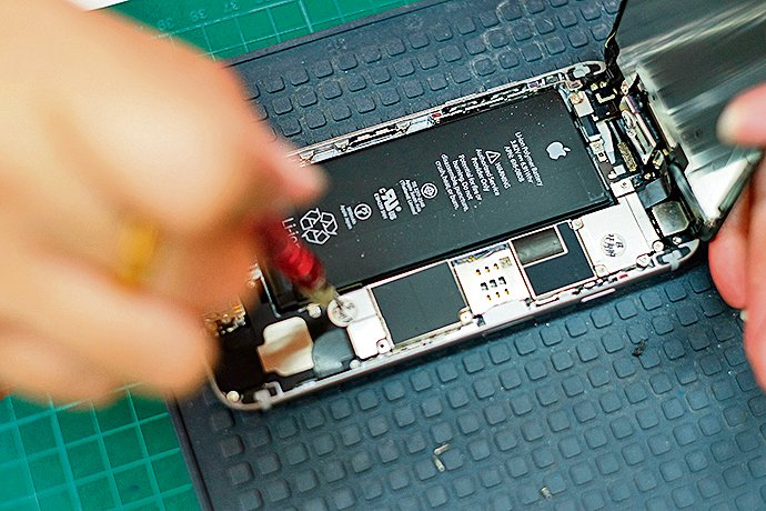 安裝第三方電池的iPhone 也可享受保修服務
